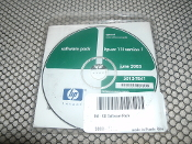 HP-UX 11i Version 1 Software Pack. 5012-7841. 5187-2794. New. Kit-CD Software Pack. 5069-4341. Optional Core Enhancements. June 2003. E0603.