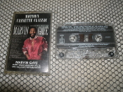 Marvin Gaye. 374636058-4. Cassette. Used. Every Great Motown Hit of Marvin Gaye. 737463605847. 0501. 15 Spectacular Performances.