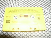 Cedarmont Kids-Songs of Praise. Cassette. Used. 84418-2219-4. Used. 1993. Generic Case. HX Pro. Benson.