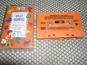 Silly Songs. 84418-2220-4. Cassette Tape. 084418222049. C02220. Cedarmont Kids. Split Track. Benson. 18 Wholesome Fun Songs