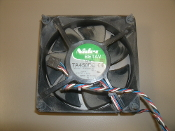 Nidec BETAV B35502-35 Case Fan. Refurbished. TA450DC. DEL 1. TUV. Y4574. 12V DC 1.40A.