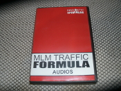 MLM Traffic Formula Audios. 10 CD Set. Used. Magnetric Sponsoring.
