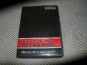 Black Belt Recruiting. 440065-A. By Mike Dillard and Mark Wieser. Magnetic Sponsoring. 6 Discs. Used.