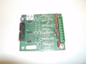 Trane 50100820 UPCM Sub Assembly Board 50100820 RV06. BRD990. 34103124-R0. P.T.l.1-0. 834Y. Working Pull. Refurbished.