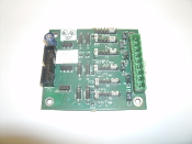 Trane 50100811 UPCM Sub Assembly Board 50100811 RV07 BRD989. 34103124-R0. Refurbished. Working Pull.