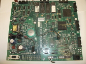 Trane Universal PCM 50100810 RV42 BDR995 Circuit Board T18206. RS232. PCB# 34103121 R07. Working Pull. Refurbished.