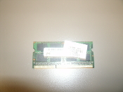 Micron MT16JSF25664HZ-1G4F1 2GB Laptop Memory. PC3-10600S-9. Replace with HP Spare 598856-001, 7F1034.