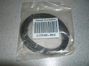 HP/Compaq 112666-003 Armada Black Phone Cord. New. OEM Package.