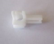 HP Roller Bushing. RB2-2850-000CN. New. Supports Face-down Upper Delivery Roller. 10 count. RB2-2850-000.