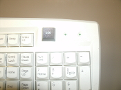 "Fakeys ""5:00"" Key. New. Place on your monitor or keyboard. Black Self Stick Key. Novelty Inc. 794080260378."