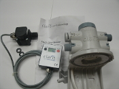 "Claris Flow Meter EV4339-31. Must use the Claris Head 3/8"" BSP and the Claris Hose. Monitors the usage rate of CLARIS water filter system. EV433931, 4339-31, 433931."