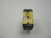 BOSS CubeFuse TCF Safety Switch. Used. 600VAC or Less. Dual Element Time Delay. Bussmann.