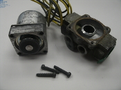 Baso H91DA-8 Automatic Gas Valve. 120V, Used.1/2 PSI, W0223. 2 Wire. Missing 1 screw and gasket.