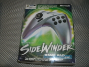 Microsoft SideWinder Game Pad Pro USB. C18-00018. Part Number X04-94157. UPC: 659556210052