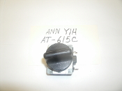 Ann YIH 15 Minutes Mechanical Timer AT-615C 125VAC, 7.5A 250VAC, 15A with Ring Sound. Used.