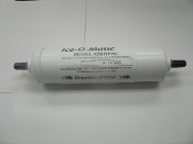 Ice-O-Matic IOMWFRC. Single Replacement Water Filter. New. B81-493.