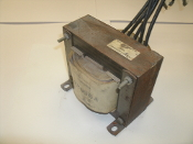 Shape Electronics Z2096 Transformer. Used. Z2096A. 5 Wire. Manufactured: 9736.