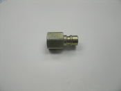 "Parker Hannifin PHN6-6F 3/8""-18 Steel Hydraulic Coupler Nipple. Male. New. PNH-6. DE1016."