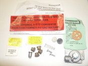 Pitco B7510031-C Conversion Kit for 45C Propane to Natural Gas. New. P6071551. 82445. 391936.