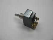 Ideal LR107402 On/Off Toggle Switch. New. 80.000 Series. E170607. 1112, 10A 277 VAC, 20A 125 VAC, 1 1/2 HP, 125-250 VAC.