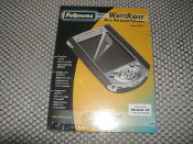 Fellowes, WriteRight, Compaq iPAQ, screen protector, pocket pc,