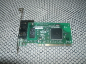 Compaq 120788-001 PCI Ethernet Network Interface Card. NIC Card. - 10Base-T, 100Base-TX. Diamond Multimedia. 23590006-003. FE-102A.