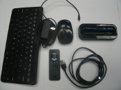 Motorola Atrix 4G Entertainment Center. Webtop Access Kit. AT&T. 888063296581. Used for 1 day. Oracle: 74980. Docking Station, 18W Power Charger, Wireless Remote, Wireless Keyboard and Wireless Mouse.