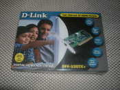 D-Link 10/100 Ethernet NIC Card. UPC: 790069220333. Model: Model: DFE-530TX+. PCI Slot. Up to 200Mbps. Plug and Play. Drivers for all operating systems. Optional Wake-On-LAN. Diagnostic LEDs. 10/100 NWay Autosensing RJ-45 Port. New in retail package.