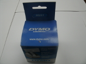 "Dymo LabelWriter Package contains 2 rolls of 130. 260 total. 1 1/8"" X 3 1/2""28 mm X 89mm. White address labels. Model: 30251. UPC: 071701302519."