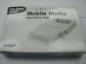 Genica GN-210 Removable Mobile Media IDE Hard Drive Tray. Model: GN-210. UPC: 810884002102.