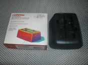 Compaq External Battery Charger Armada 4100 series. Model: 217933-001. 228942-001. UPC: 743172227188