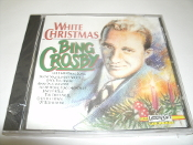 White Christmas. Bing Crosby. 15 Songs. New. 018111544429. Delta Music.