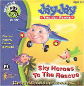 Jay Jay. The Jet Plane. Sky Heroes To The Rescue. UPC: 671196024738. Discover Nature Letters and Words. Ages 3-7. As seen on PBS Kids. CD-ROM. 6 activities. Nature videos, fun Jat Jay songs, and printables activities.