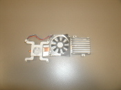 Compaq UDQFSEH01 DC Brushless Fan and Heat Sink. Refurbished. DC5V, 0.22A 0214D. CCI-00331M2. SPS: 159535-001.