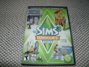 The Sims 3. Town Life Stuff. EA. T for Teen. Windows and MAC DVD-ROM. Requires The SIMS 3 to Play. 014633195798. 1957911. Includes New Venues and Community Lots.