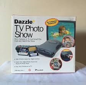 Dazzle TV Photo Show. Model: DM-21300. UPC: 740853183115.