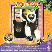 Zoboomafoo with the Kraft Brothers. Animal Kids. UPC: 67119039565. Ages 3-6+. CD-ROM. Works with Microsoft 7, Vista, XP, ME and 98. 10 fun games.