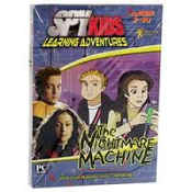 Spy Kids Learning Adventures. The Nightmare Machine. UPC: 671196039633. Ages 7-10.