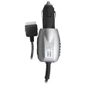 Case Logic Vehicle Charger for iPhones and iPods. 3G iPhone. iPOD:NANO, MINI, video, iTouch. New. Retail Packaged.CLPL-IPHONEB. 805112005383.