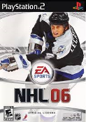 PlayStation 2 NHL 2006. New. SLUS 21241. EA Sports. E for Everyone. UPC: 014633149463.
