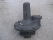Rockwell 122-8. Regulator. Used. Sensus/Rockwell Regulator 122-8-1. The 122 series regulator must be mounted with the diaphragm in a horizontal position.