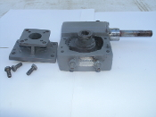 "Quadrant DG6-F05/F07-11MM/14MM-12 Actuator Valve. Used. BFW Size: 6"".BFV Stem Square: 14MM."