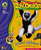 Zoboomafoo. Uncover Incredible Animals From A to Z. UPC: 671196022512. Ages 3-6+. CD-ROM.