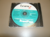 Learn2 Microsoft FrontPage. Used. 800200-430401. CD-ROM. Learn The Fast and Easy Way. REV: M-2.