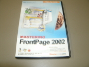 Mastering FrontPage 2002. Used. CD-ROM. 634910000951. 189180474X. 9791891804747. 36 hours of training time.
