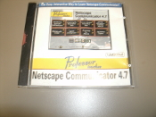 Professor Teaches Netscape Communicator 4.7. New.