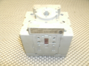 Allen-Bradley 194E-A100-1753 Disconnect Switch, Non-Fused, 3P, 2-Position, 100A, 690VAC. Used. Missing knob. 66246886334