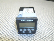 Eagle Signal B856-500 Timer. Used. Multi-Function; DPDT; Cur-Rtg 5A; Ctrl-V 24-240/24AC/DC; 11 Pin. LCD Timer, 21-240 VAC 24DC.