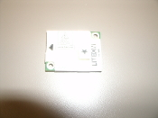 Liteon 0H9379 Internal Modem Card. Refurbished. pulled from my laptop. Conexant RD02-D110.