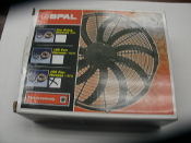 Spal 195 Fan Harness, (195FH). New. Spal 195FH. See photo for contents.
